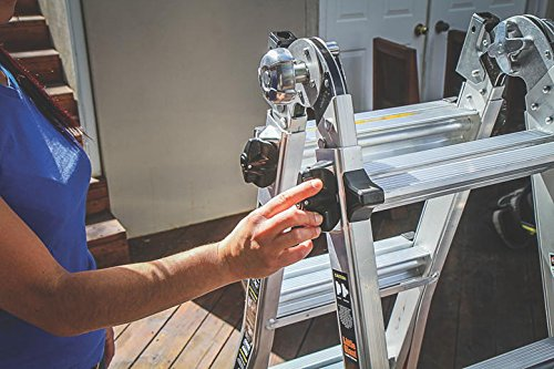Little Giant Quantum Multi-Use Ladder 300 Pound Rating (Model 26)