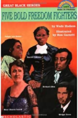 Great Black Heroes:  Five Bold Freedom Fighters Paperback