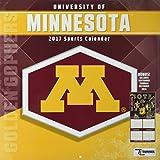 Minnesota Golden Gophers 2017 Calendar