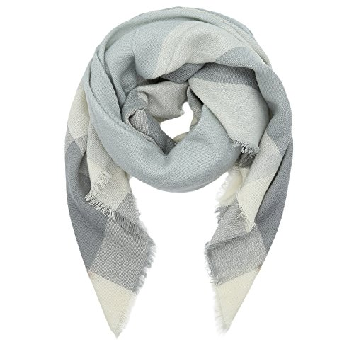 Great scarf, soft and warm