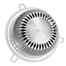 LLSai-1W 3000K Warm White Fashion LED Wall Light Sconces Decor Fixture Porch Lights Lamp Bulb (AC 85-265V)