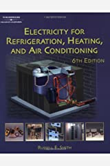 Electricity for Refrigeration, Heating and Air Conditioning Paperback