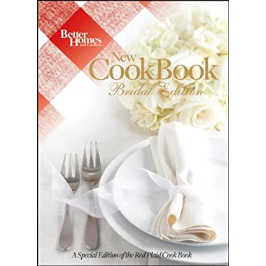 Better Homes and Gardens New Cook Book, 15th Edition Bridal (Better Homes and Gardens Plaid)