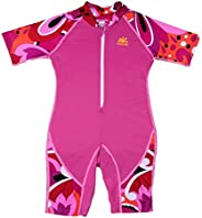 Nozone Ultimate - Girls Sun Protective One-Piece Swimsuit - UPF 50+ - Choice of Colors
