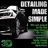 3D Pink Car Soap - 1 Gallon | Car Wash & Cleaner