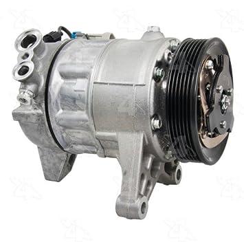 Compresor de aire de fábrica nueva Sanden/Sankyo pxe16 W/embrague (98565): Amazon.es: Coche y moto