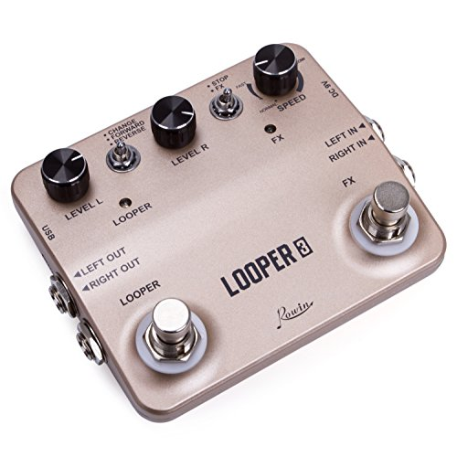 beaspire looper electric guitar effect pedal loop station musical instrument parts for. Black Bedroom Furniture Sets. Home Design Ideas