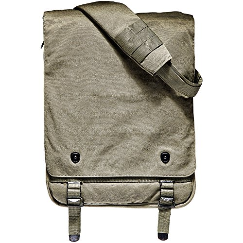Able Archer Mapcase Interchangable Laptop/Camera Bag - Leaf by Able Archer