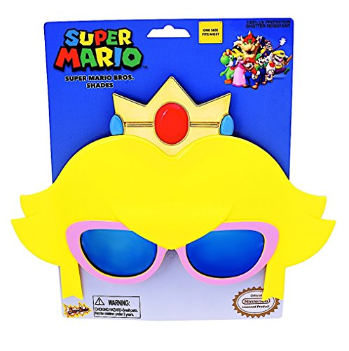 Sunstaches Officially Licensed Super Mario Princess