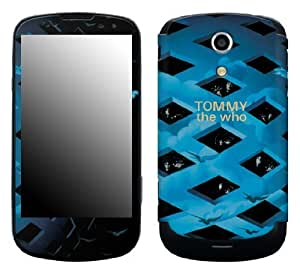 Zing Revolution MS-WHO20215 The Who - Tommy Cell Phone Cover Skin for Samsung Epic 4G Galaxy S (SPH-D700)