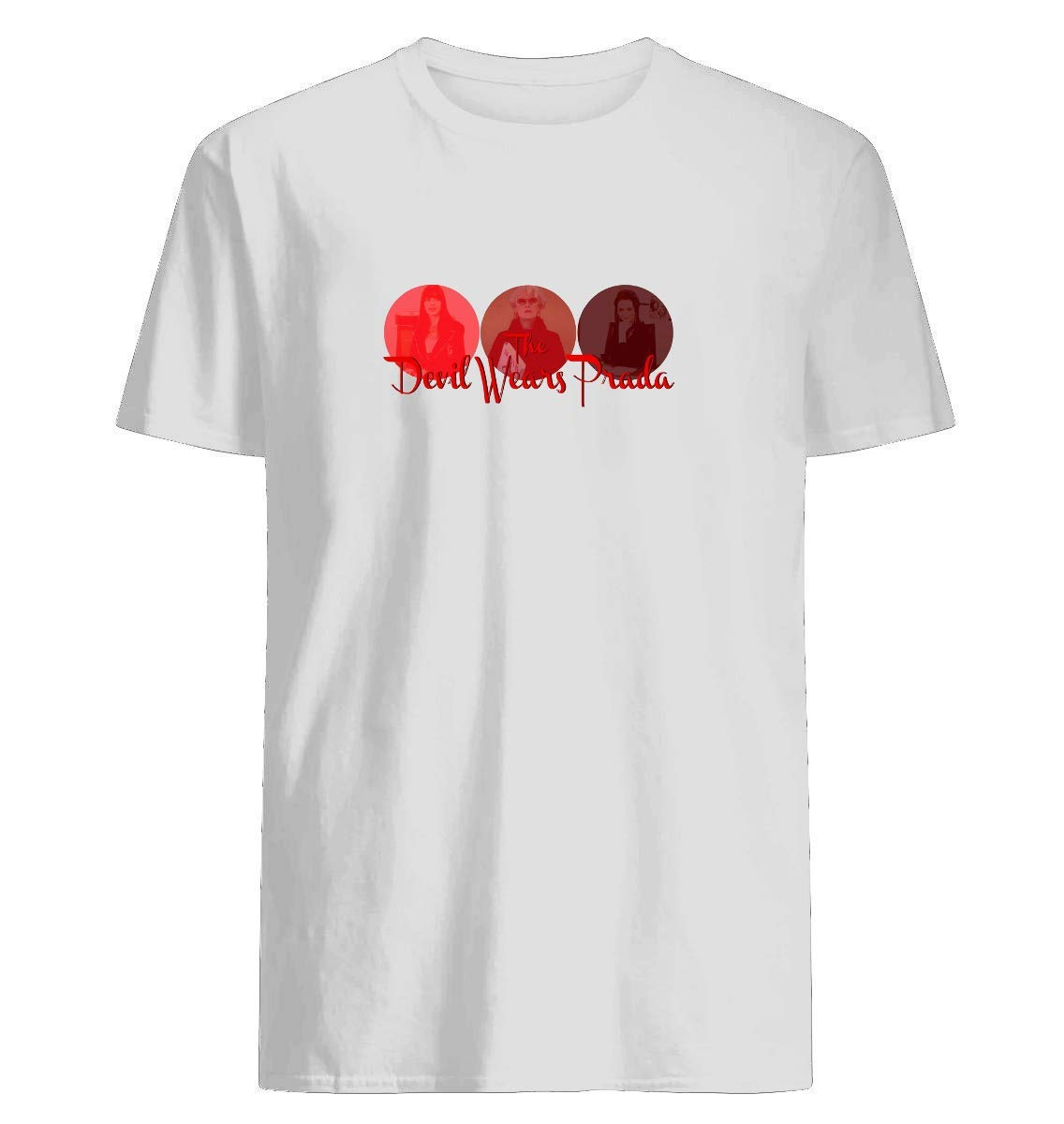 The Devil Wears Prada Logo T Shirt Consistent With The And Great Feeling