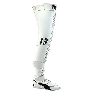67a80c379 Amazon.com   PUMA x Fenty by Rihanna Women E Over The Knee Boot ...