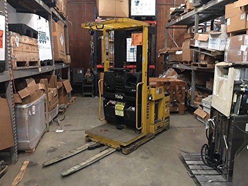 Yale Order Selector OS030EC (C801) Forklift Cherry Picker Order Picker Lift from Yale