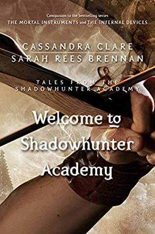 book cover of Welcome to Shadowhunter Academy