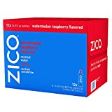 Zico Coconut Water, Watermelon Raspberry, 16.9 Ounce (Pack of 12)