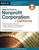 img - for How to Form a Nonprofit Corporation in California Paperback June 8, 2009 book / textbook / text book