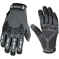 Kobalt Medium Mens Synthetic Leather Gloves