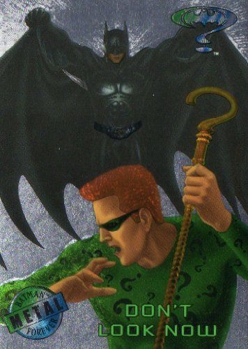 1995 Batman Forever Silver Flasher #25 Dont Look Now
