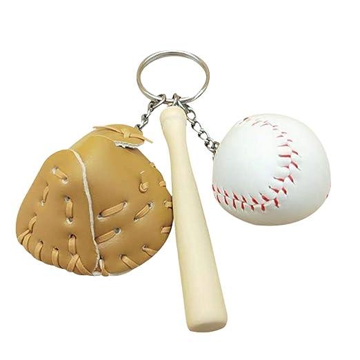 CAOLATOR.Personalidad Clip de Gancho Llavero Beisbol ...