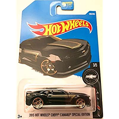 Hot Wheels 2019 Camaro Fifty '16 Camaro SS 265/365, White