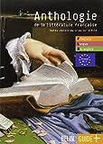 Anthologie de la litterature francaise (Textes choisis du XI au XXI siecles, Francaise Langue Etrangere)