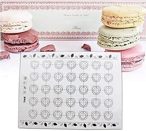 Macarons Basic Printable Template 9