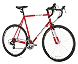 Giordano Libero Acciao Road Bike, Large/63cm