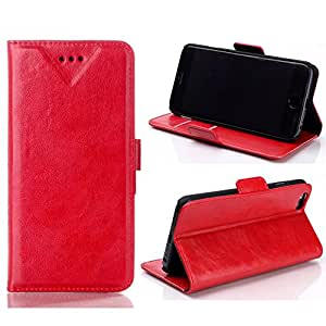 iPhone 6 Plus Case,iphone 6 plus leather case,iPhone 6 case,Creativecase Carryberry new fashion Flip ID Card Wallet Leather Purse Design Cover w/Stand for iPhone 6 5.5 inch Case Cover for iPhone 6 Plus#FF8