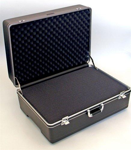 282011H Platt Heavy-duty Polyethylene Case with Wheels and Telescoping Handle by Platt Cases