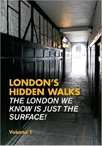 Book London's Hidden Walks: Volume 1 (Explore London) by Stephen Millar on 02/08/2011 2nd (second) Revised edition