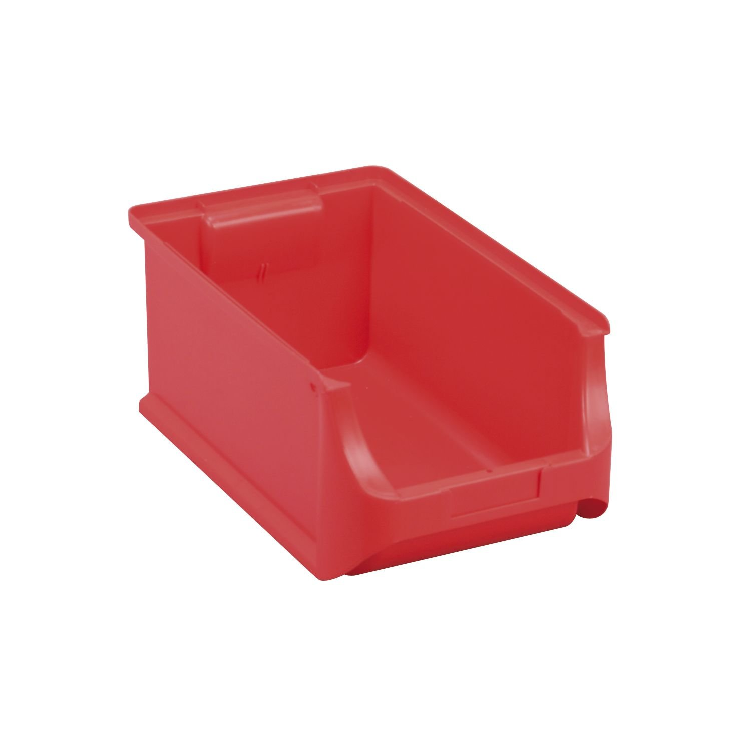 Allit 456213 Bac à bec, Taille 4, 355 x 205 x 150mm, Rouge
