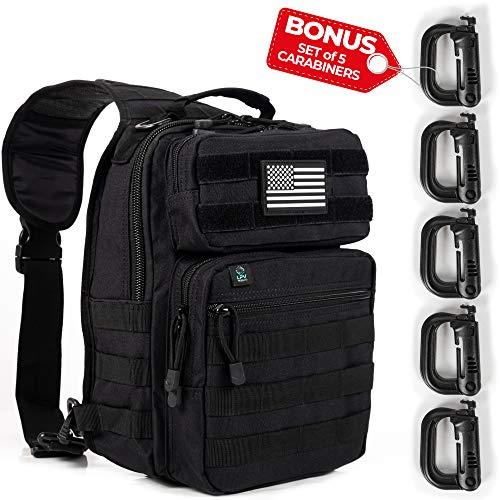 Tactical Sling Bag Pack