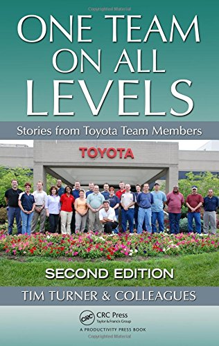 Toyota Level (One Team on All Levels: Stories from Toyota Team Members, Second Edition)