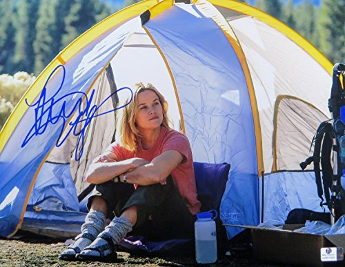 Reese Witherspoon Signed Autographed 11X14 Photo Camping Tent - Signed Witherspoon Reese
