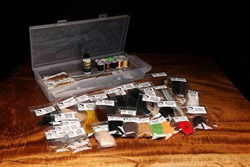 Hareline Fly Tying Material Kit Fly Tying Kits