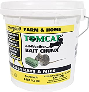Tomcat All Weather Bait Chunx, 4 Lb (B000HHOALG) | Amazon Products