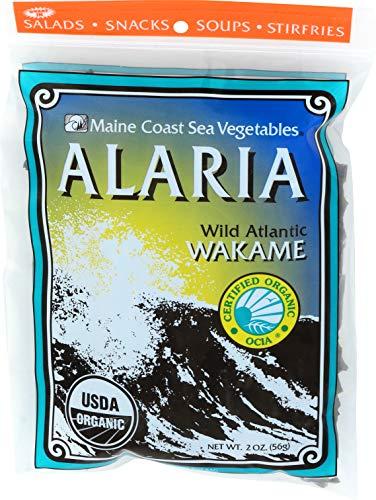 Dried Alaria - Atlantic Wakame (Vegetable Wakame Sea)