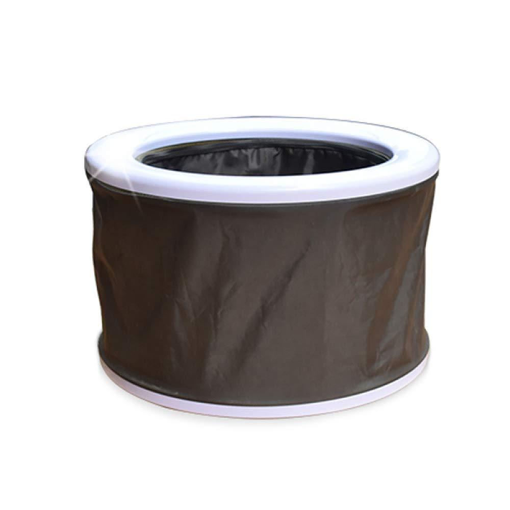 JXHD Portable Auto WC/Tragbare Toilette - Faltbares Design Für Erwachsene Oder Kinder