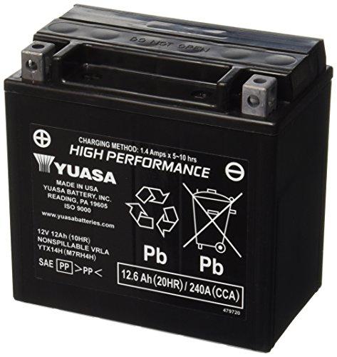 Yuasa YUAM7RH4H Lead_Acid_Battery