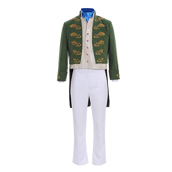 Masquerade Ball Clothing: Masks, Gowns, Tuxedos COUCOU Age Victorian Costume Men Prince Costume Suit Jacket Vest Cosplay Halloween $138.99 AT vintagedancer.com