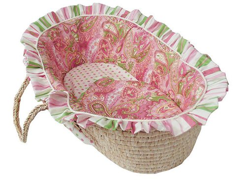 Why Choose Hoohobbers Moses Basket, Paisley