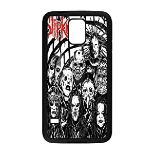 Samsung Galaxy S5 Cell Phone Case Black Slipknot NF6020262