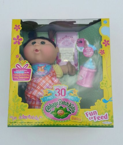 Cabbage Patch Kids Babies Party Celebration Doll 30 Years