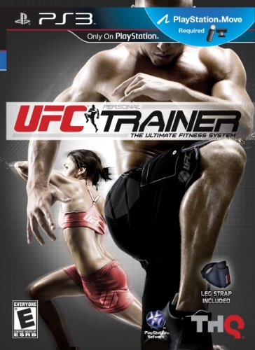 UFC Personal Trainer - Playstation 3 (Ps3 Move Controller Strap)