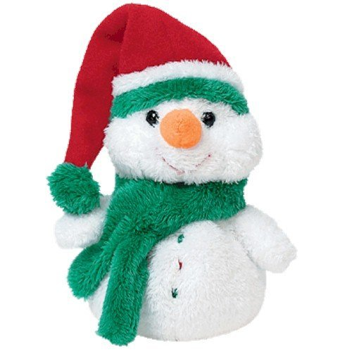 Ty Jingle Beanies Melton - Snowman