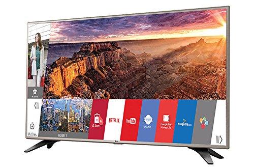 LG 32LH602D 80 cm (32 inches) HD Ready Smart LED Ips TV (Black)