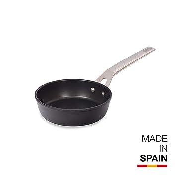 Valira Aire - Sartén Premium de 18 cm hecha en España, aluminio fundido con antiadherente