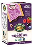 Natures Path Organic Frosted Toaster Pastries, Wild Berry Acai, 11 Ounce