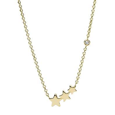 Fossil Collar Cadena Mujer Acero Inoxidable - JF03161710 ...
