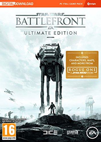 Star Wars: Battlefront - Ultimate Edition [PC Code - Steam] Boxed Version (Star Wars Battlefront Steam compare prices)